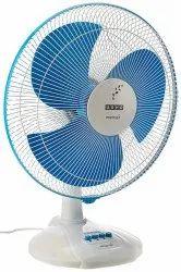 Electric Usha Maxx Air 400 mm Blue Table Fan