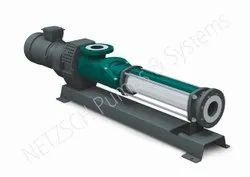 Stainless Steel Vertical Multistage Pumps