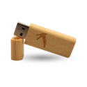 Wooden CAP USB With Your Logo