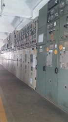 Power Plant Control Panel Repair