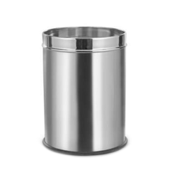 SS Open Top Dustbin