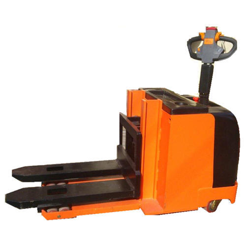 Battery Operated Pallet Truck Capacity 1 To 5 Ton