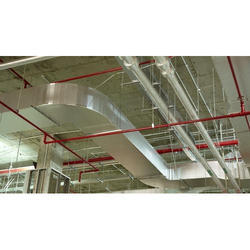 Commercial Building Prefabricated Duct