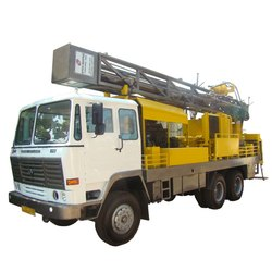 Truck mounted Reverse Circulation Drilling Rig