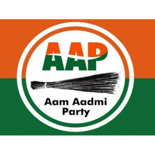 Aap Political Party Flag At Rs 60 Piece Parvat Gam Surat Id