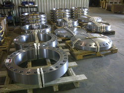 Customized Flanges
