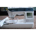 Brother 750 Embroidery Machine