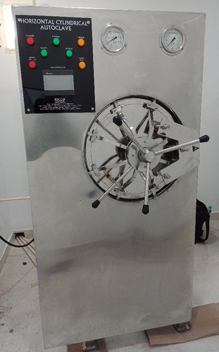 Fully automatic Cylindrical Horizontal Autoclave