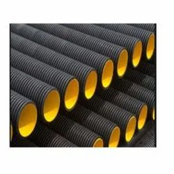 Hdpe 40-200 Double Wall Corrugated Pipes