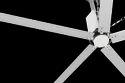 HVLS Fans - Majestic Series - 5 Blade Fans - 12 Feet/ 3.7mts