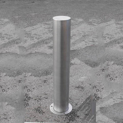 Stainless Steel Bollards, स्टेनलेस स्टील