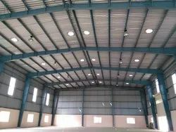 Steel Prefabricated Structure