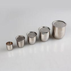 Platinum Crucible (99.9 % Purity)