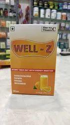 Well - Z  Energy Drink Powder