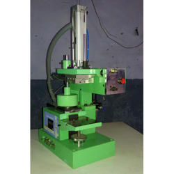 Single Color Pad Printing Machine