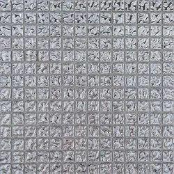Capstona Crystal Mosaics Silver Tiles