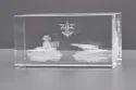Army Crystal Memento