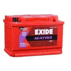 Exide Matrix Red Battery