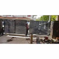 Door Fabrication Work