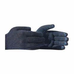 Blue Safety Gloves