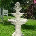 Multiple Tier Marble Fountain
