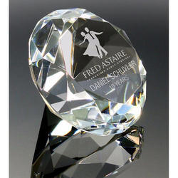 Crystal Paper Weights