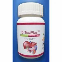 D- Toxi Plus Herbal Capsules