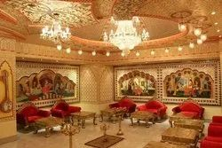 Gautamdecor Pub Interior Decorator, Size: 1500 Sq Ft