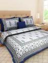 Jaipuri Print Bed Sheet
