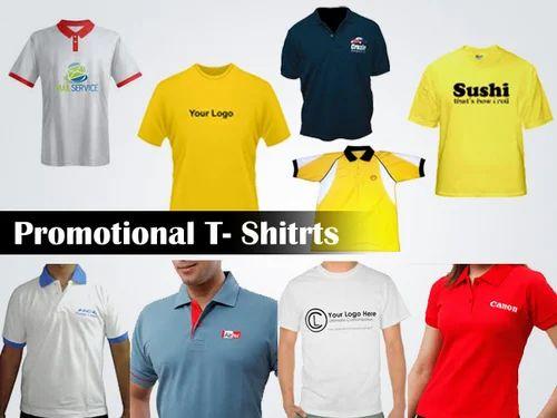 4f4476e1 Plain And Printed Printed And Plain Custom T Shirts, Rs 150 /piece ...