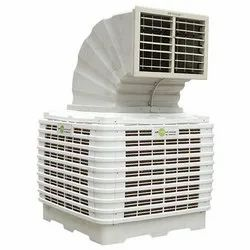 Plastic Industrial Air Cooler With Hood