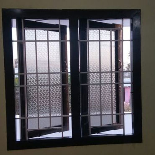 Galvanized Iron Window