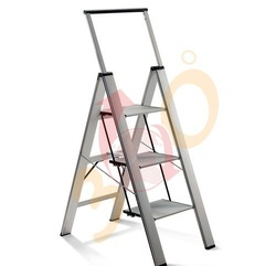 Aluminum Three Step Ladder