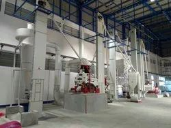 Coffee Dry Mill and Curing Plant Machinery