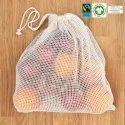 Organic Cotton Net Bag