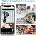 CAM 360 4K Ultra-HD WIFI Camera Module Board Mini Camera