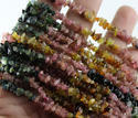 Tourmaline Smooth Uncut Chips Beads