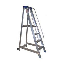 Steel Platform Ladder