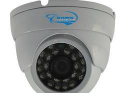 Dome Camera 2.4MP 20MTR, For Indoor Use