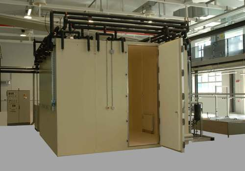 Prefabricated Cold Rooms Exporter From New Delhi