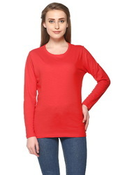 Casual Wear Full Sleeves Women Top