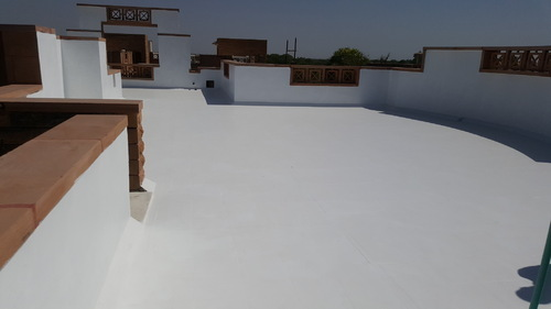 Waterproof Paint Star Aqua Shield Waterproof Plastic Paint For Interior And Exterior Walls Manufacturer From Ghaziabad