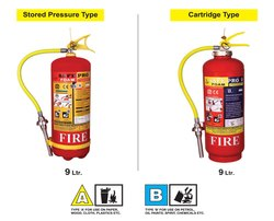 Foam Fire Extinguisher, For Offices, Capacity: 4 Kg
