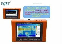 PQWT-TC500 Automatic Mapping 3D -Ground/Under Water Detector