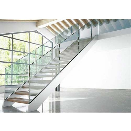 Aluminium Staircase Railing