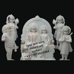 Beautiful Family Of Lord Rama