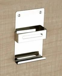 Stainless Steel Silver Mobile Stands, Size: Regular, Model Name/Number: SB-241