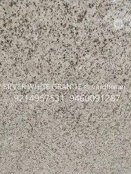 Granite Slab-SILVER WHITE