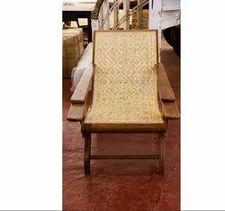 Burma Teak Wood Easy Chair