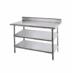 Working Stainless Steel Table